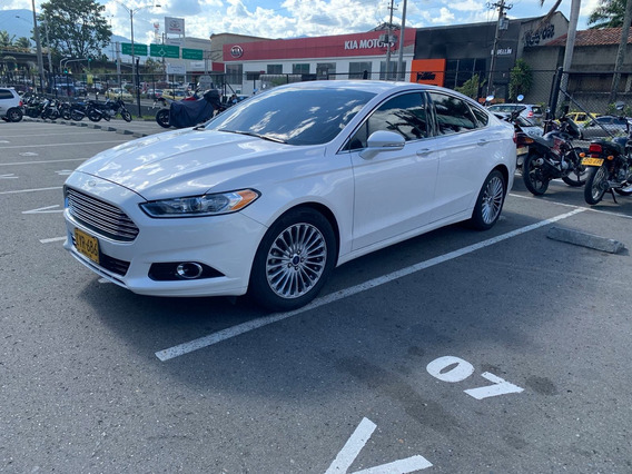 Ford Fusion 2.0 T 2016