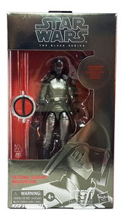 Star Wars Black Series Second Sister Inquisitor Con Detalle