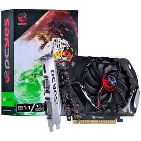 Placa De Vídeo Pcyes Nvidia Geforce Gt 730 1gb Gddr5