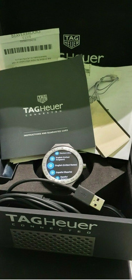 Tag Heuer Connected Modular 45mm Aco Excovado Serie 2