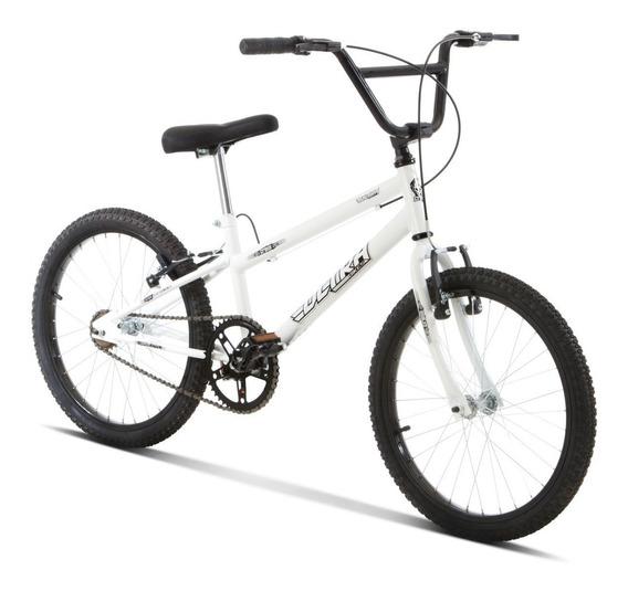 Bicicleta Aro 20 Pro Tork Ultra Freio V Break Preto Fosco