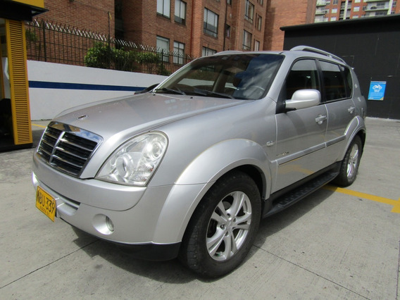 Ssangyong Rexton Super 270xdi At Full Equipo