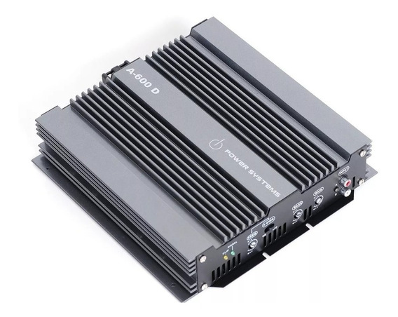 Modulo Power Systems A 600 2d 600w Rms