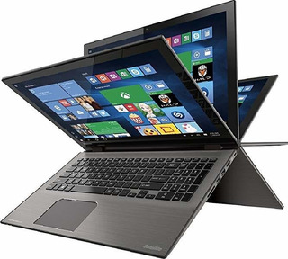 Toshiba Satellite Radius 2-in-1 15.6 4k Ultra Hd Touch-scr ®