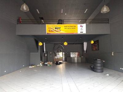 Salão Para Alugar, 357 M² Por R$ 6.000/mês - Vila Vitória I - Indaiatuba/sp - Sl0191