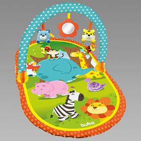 Tapete De Atividades Baby Safari Buba Promoção Usado