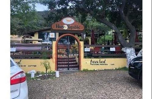 Restaurant En Venta En San Antonio De Las Minas Ensenada B.c., Valle De Guadalupe.