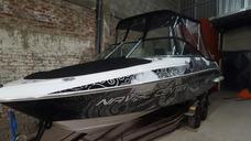 Lancha Navalcenter Open Sport 210 C/mercury 200 Hp Y Trailer