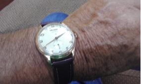 Relógio De Pulso Heloisa Década De 40.