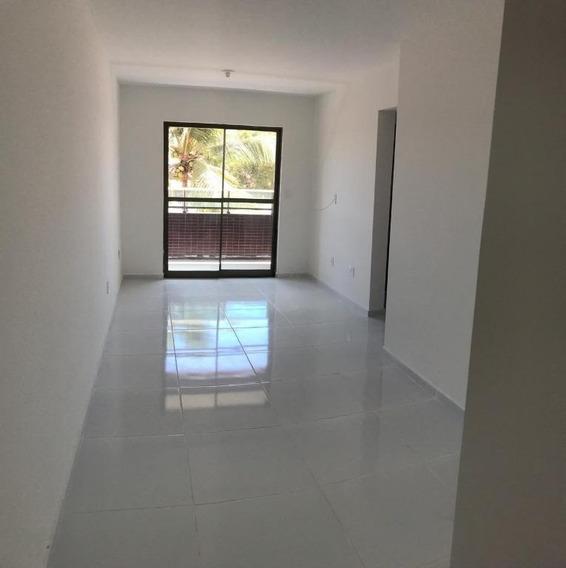 Apartamento Em Poço, Cabedelo/pb De 61m² 2 Quartos À Venda Por R$ 165.000,00 - Ap210945