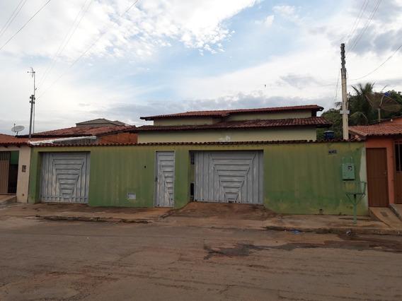 Casa Padrão Para Alugar No Bairro Pampulha, Formosa/go