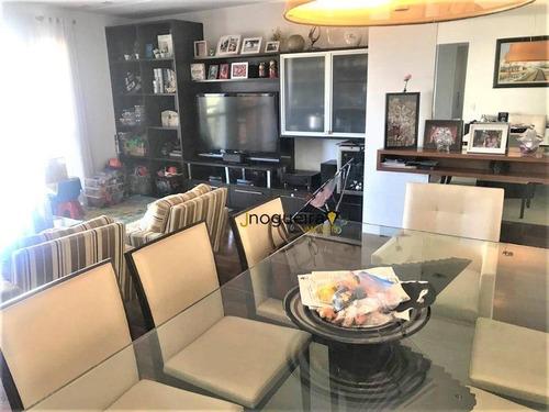 Imagem 1 de 22 de Apartamento Com 3 Dormitórios À Venda, 127 M² Por R$ 1.170.000,00 - Alto Da Boa Vista - São Paulo/sp - Ap15090
