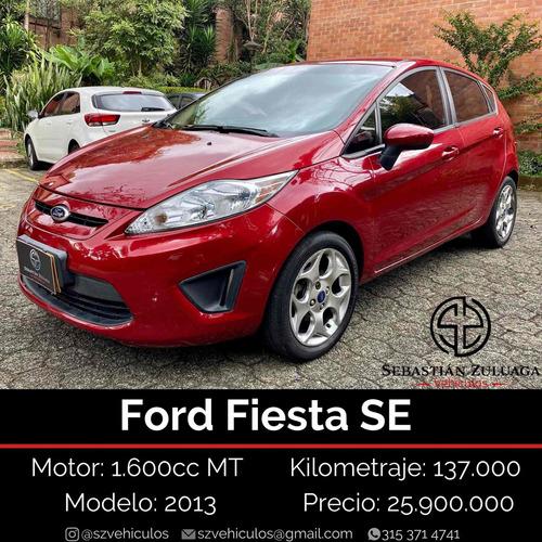 Ford Fiesta 2013 1.6 Hatchback