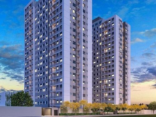 Imagem 1 de 15 de Apartamento Residencial Para Venda, Santo Amaro, São Paulo - Ap7123. - Ap7123-inc