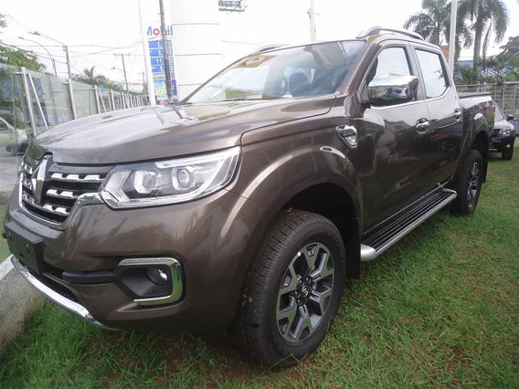 Renault Alaskan Doble Cabina At 2500 Diesel 4x4