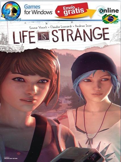 Life Is Strange 1 Episode 5 Completo Pc