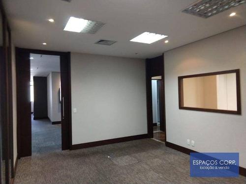 Conjunto Para Alugar, 364m² - Itaim Bibi - São Paulo/sp - Cj1677