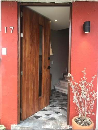 Preciosa Casa En Condominio Horizontal En Cuajimalpa