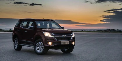Chevrolet Trailblazer 2.8 Nueva Ltz 4x4 At Mc