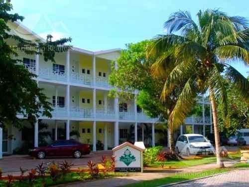 Departamento En Venta En Playa Del Carmen/riviera Maya/playacar Fase Ii/green Village