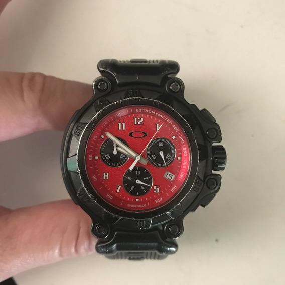 Relógio Oakley Crankcase Importado Aceito Trocas