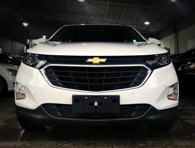 Chevrolet Equinox Lt Turbo 2.0. Branco 2018/19