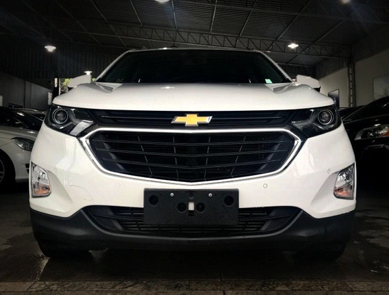 Chevrolet Equinox Premier 2.0 Lt Turbo. Branco 2018/19
