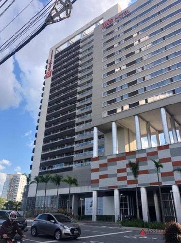 Imagem 1 de 6 de Sala Para Alugar, 33 M² Por R$ 1.800,00/mês - Jardim Do Mar - São Bernardo Do Campo/sp - Sa0564