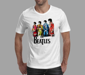 Camiseta The Beatles 2 - Branca