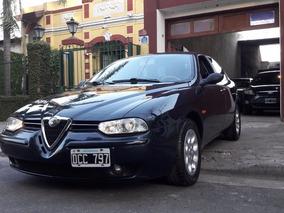 Alfa Romeo 156 2.0 Ts Año 2000 143.000km Excelente Estado