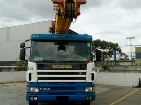 Guindaste Scania 30 Ton (ano 05/06) Excelente Estado