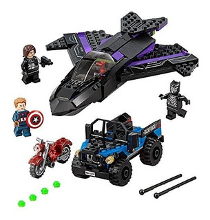 Lego Marvel Super Heroes Black Panther Pursuit