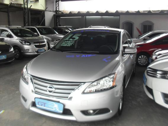 Nissan Flex Sentra Sv Automatico 2.0