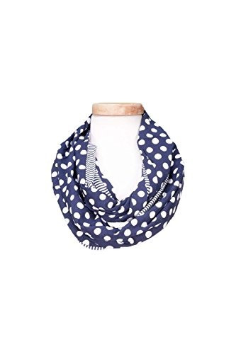 Tickled Pink - Casual Para Mujer, Azul Marino / Blanco, 12 X
