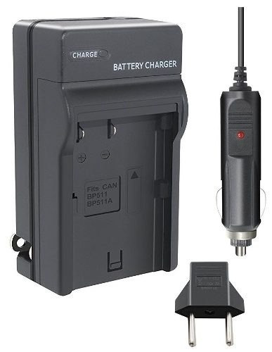 Carregador Para Canon Dm-mv Mv30i Mv300i Mv400i Mv430i
