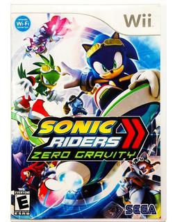 Sonic Riders Zero Gravity En Español - Nintendo Wii