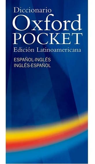 Diccionario Oxford Pocket Español Inglés - Latinoamericana