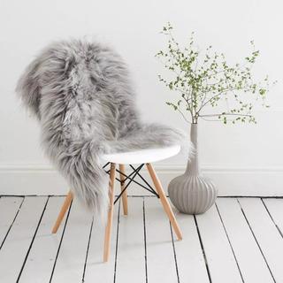 Manta Pelego Pelo Alto Sofás/cadeiras (youtubers) 50x50cm