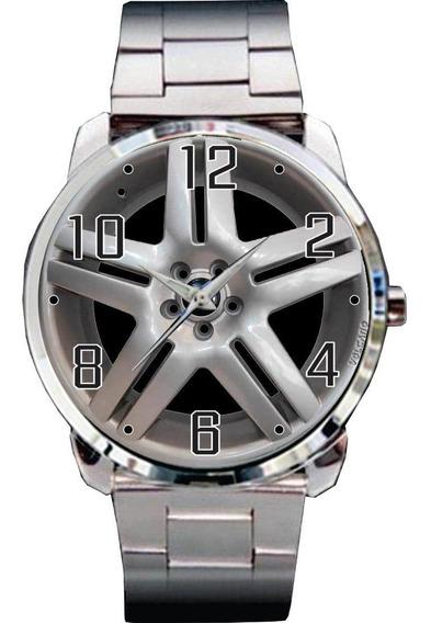 Relógio De Pulso Personalizado Roda Long Beach -cod.rdrp001