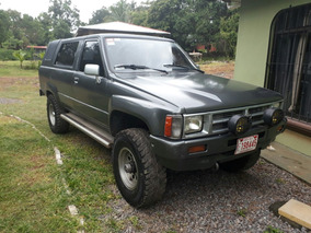 Toyota Hilux 87 4x4 4 Cilindros Recibo!!