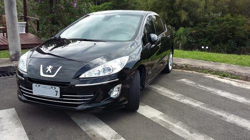 Peugeot 408 1.6 Griffe 16v Turbo Automático - Único Dono
