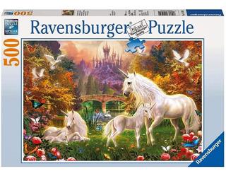 Puzzle Ravensburger 500 P Unicornios Supertoys Hobbys