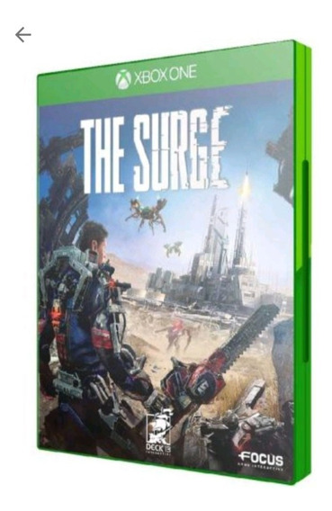 The Surge - Xbox One Mídia Física Lacrado