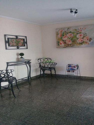 Sala Living, Itararé, São Vicente - R$ 160 Mil, Cod: 6409 - V6409