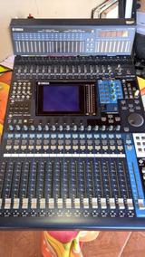 Mesa De Som Yamaha Digital Dm1000 Usada- Impecável