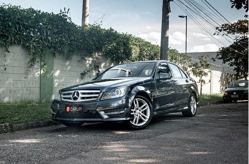 Imagem 1 de 14 de  Mercedes-benz Classe C 180 1.6 Cgi Turbo