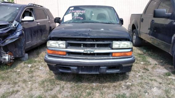 Chevrolet S10 2000 ( En Partes ) 1999 - 2003 Motor 2.2 Aut.
