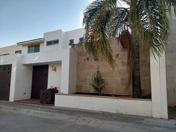 M&c Renta Casa Amueblada En Valle Del Campanario Al Norte Ags