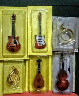 Instrumentos Musicales Miniatura Coleccion Salvat/contrabajo
