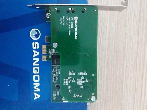 Sangoma A102 Con Canc. Eco